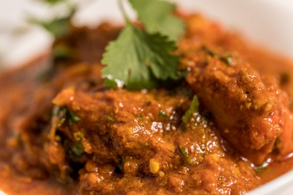 Desi Lamb Curry